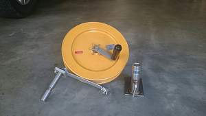 ALVEY SNAPPER WINCH - NOW SOLD